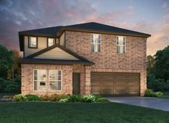 The Winedale (880) - Cross Creek - The Meadows: Hutto, Texas - Meritage Homes