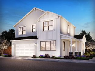 Residence 2 - Steel Canyon at Russell Ranch: Folsom, California - Meritage Homes