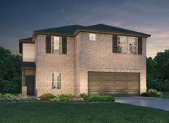 The Channing (850) - Cross Creek - The Meadows: Hutto, Texas - Meritage Homes