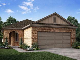 The Carrington (N302) - Webercrest Heights: Houston, Texas - Meritage Homes