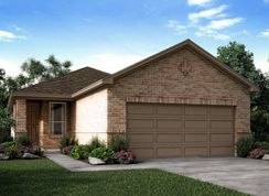 The Biscayne (N305 - Webercrest Heights: Houston, Texas - Meritage Homes