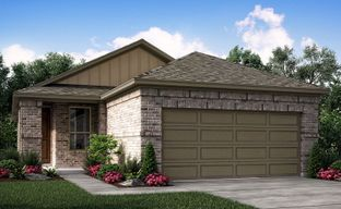 Webercrest Heights by Meritage Homes in Houston Texas