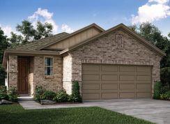 The Everglade (N303) - Webercrest Heights: Houston, Texas - Meritage Homes