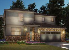 The Castlewood - Harvest Junction: Longmont, Colorado - Meritage Homes