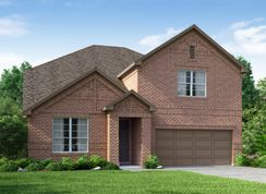 The Silver Maple (4010) - Water Oak: Georgetown, Texas - Meritage Homes