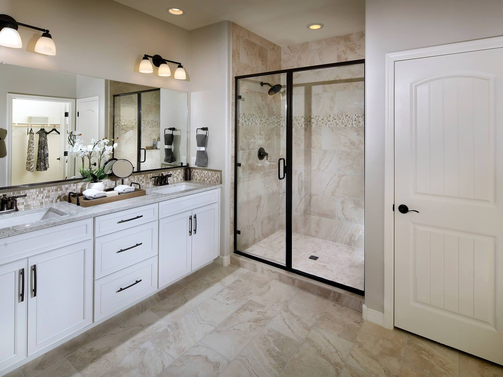 Bathroom featured in the Festival By Meritage Homes in Tucson, AZ