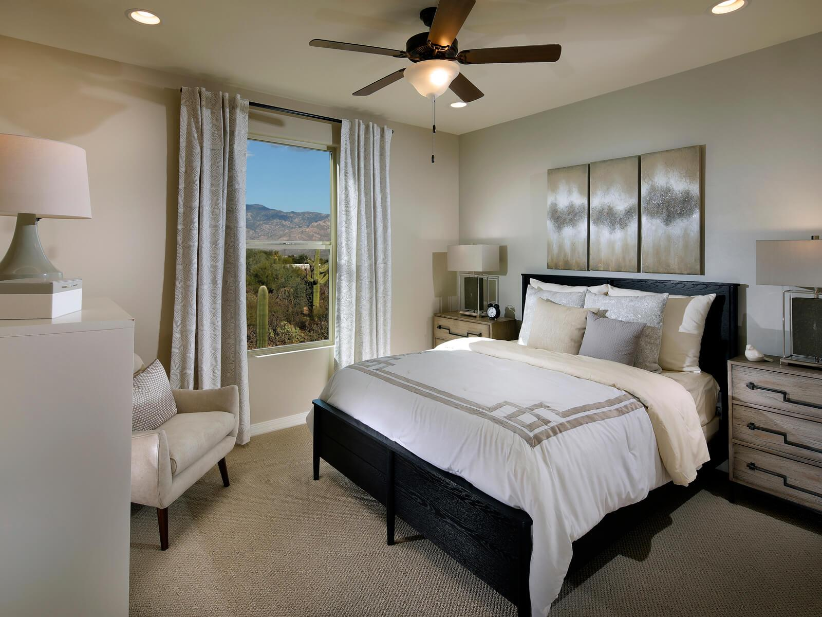 Bedroom featured in the Parish By Meritage Homes in Tucson, AZ