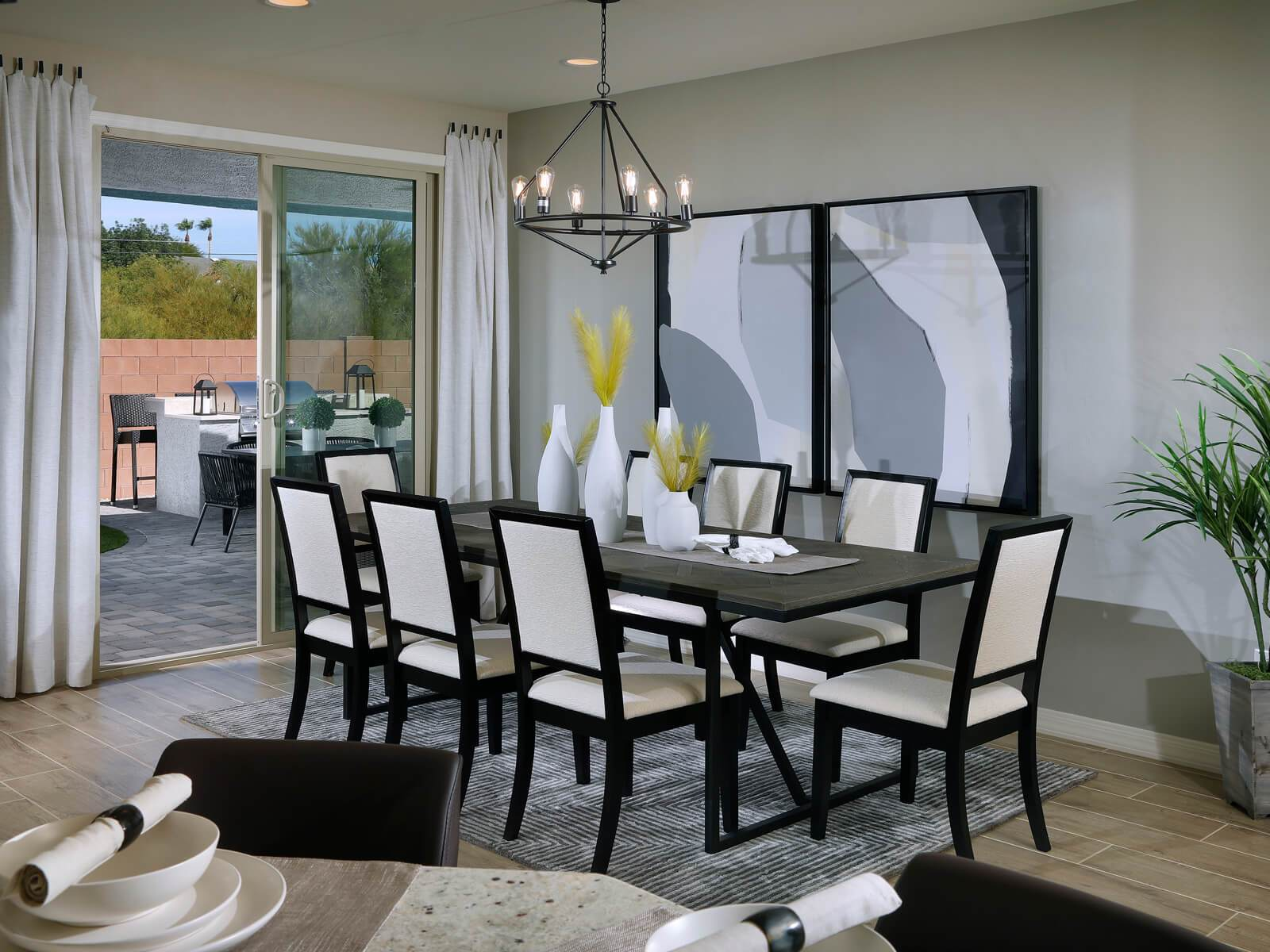 Living Area featured in the Parish By Meritage Homes in Tucson, AZ