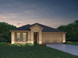 The Briscoe (820) - Riverstone Ranch - Premier: Pearland, Texas - Meritage Homes