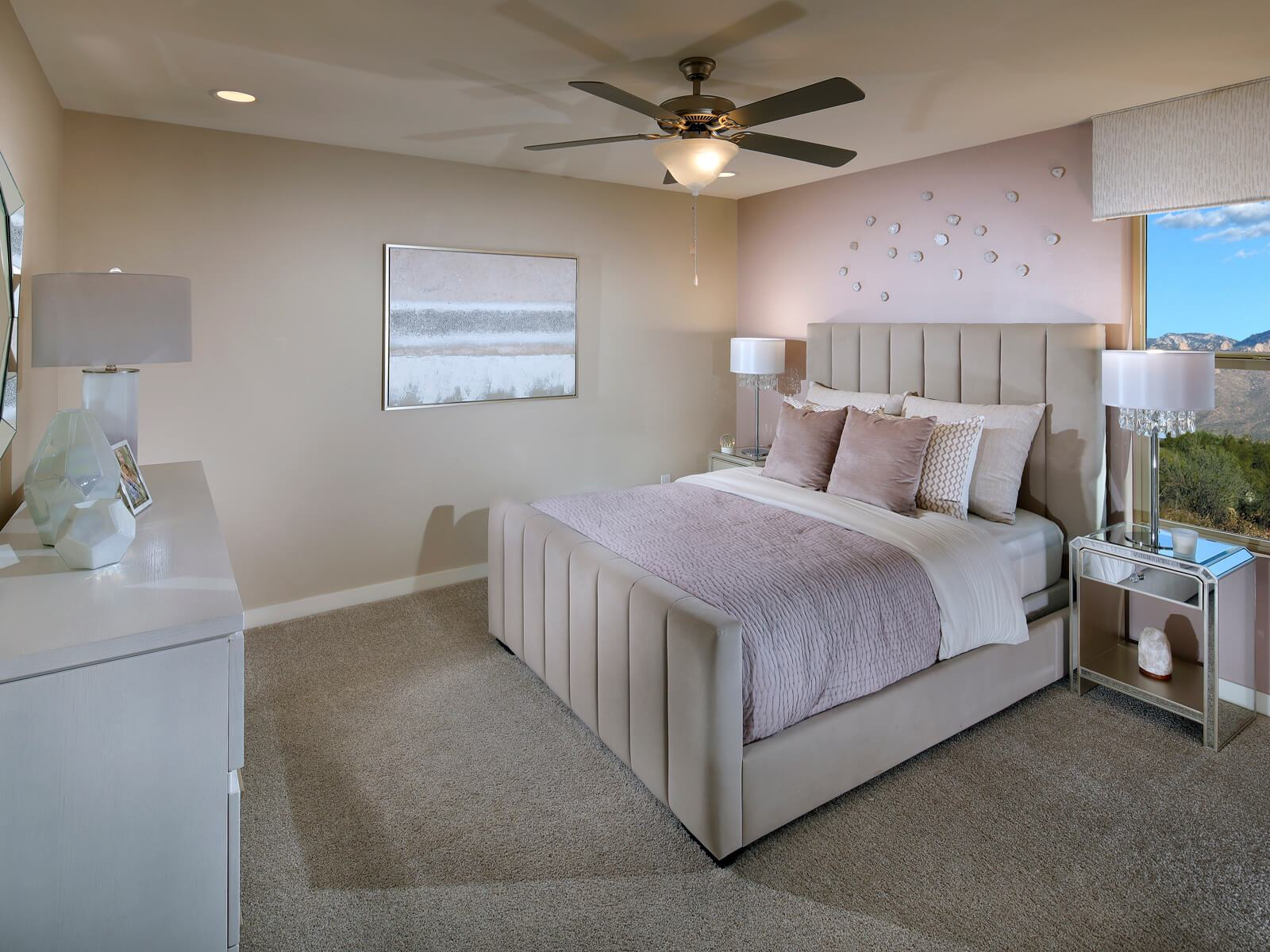 Bedroom featured in the Promenade By Meritage Homes in Tucson, AZ