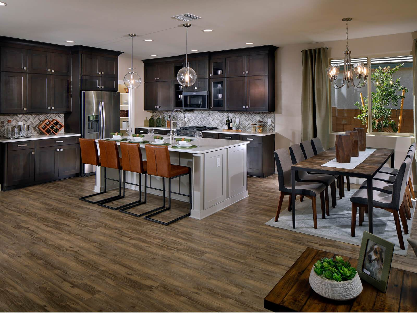Kitchen featured in the Promenade By Meritage Homes in Tucson, AZ