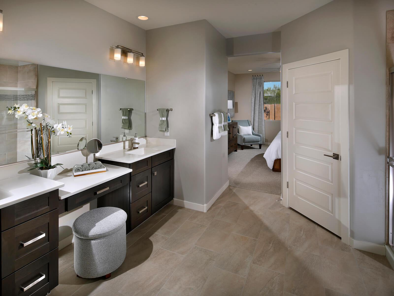 Bathroom featured in the Promenade By Meritage Homes in Tucson, AZ