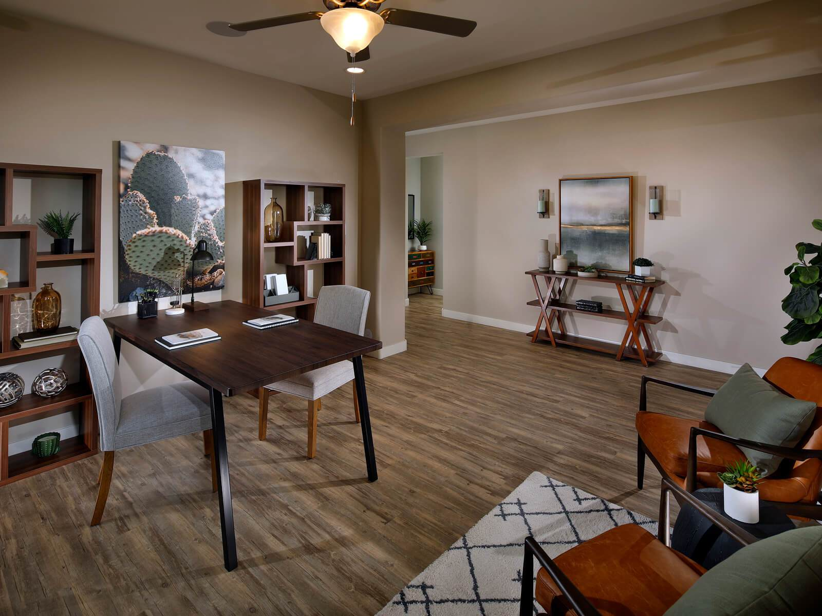 Living Area featured in the Promenade By Meritage Homes in Tucson, AZ