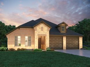 The Henderson - Ventana: Fort Worth, Texas - Meritage Homes