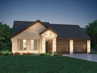 The Preston - Ventana: Fort Worth, Texas - Meritage Homes