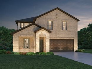 The Winedale (880) - Grand Trails: Richmond, Texas - Meritage Homes