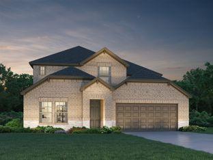 The Pearl (C452) - Harper's Preserve - Classic Series: Conroe, Texas - Meritage Homes