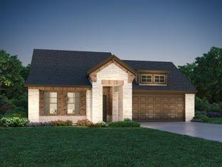 The Oleander - Ventana: Fort Worth, Texas - Meritage Homes