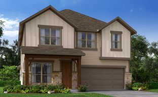 Asher Place by Meritage Homes in San Antonio Texas