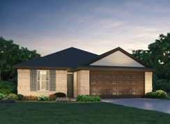 The Callaghan (830) - Cherry Pines: Tomball, Texas - Meritage Homes