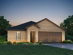 The Callaghan (830) - Grand Trails: Richmond, Texas - Meritage Homes