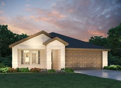 The Callaghan (830) - Riverstone Ranch - Premier: Pearland, Texas - Meritage Homes