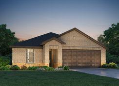The Callaghan (830) - Glendale Lakes: Rosharon, Texas - Meritage Homes