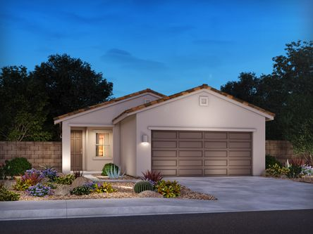 Madera Town Center by Meritage Homes in Tucson Arizona