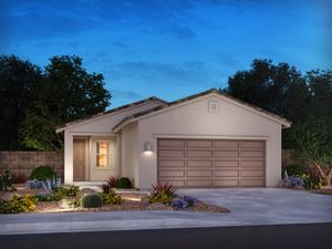 homes in Madera Town Center by Meritage Homes