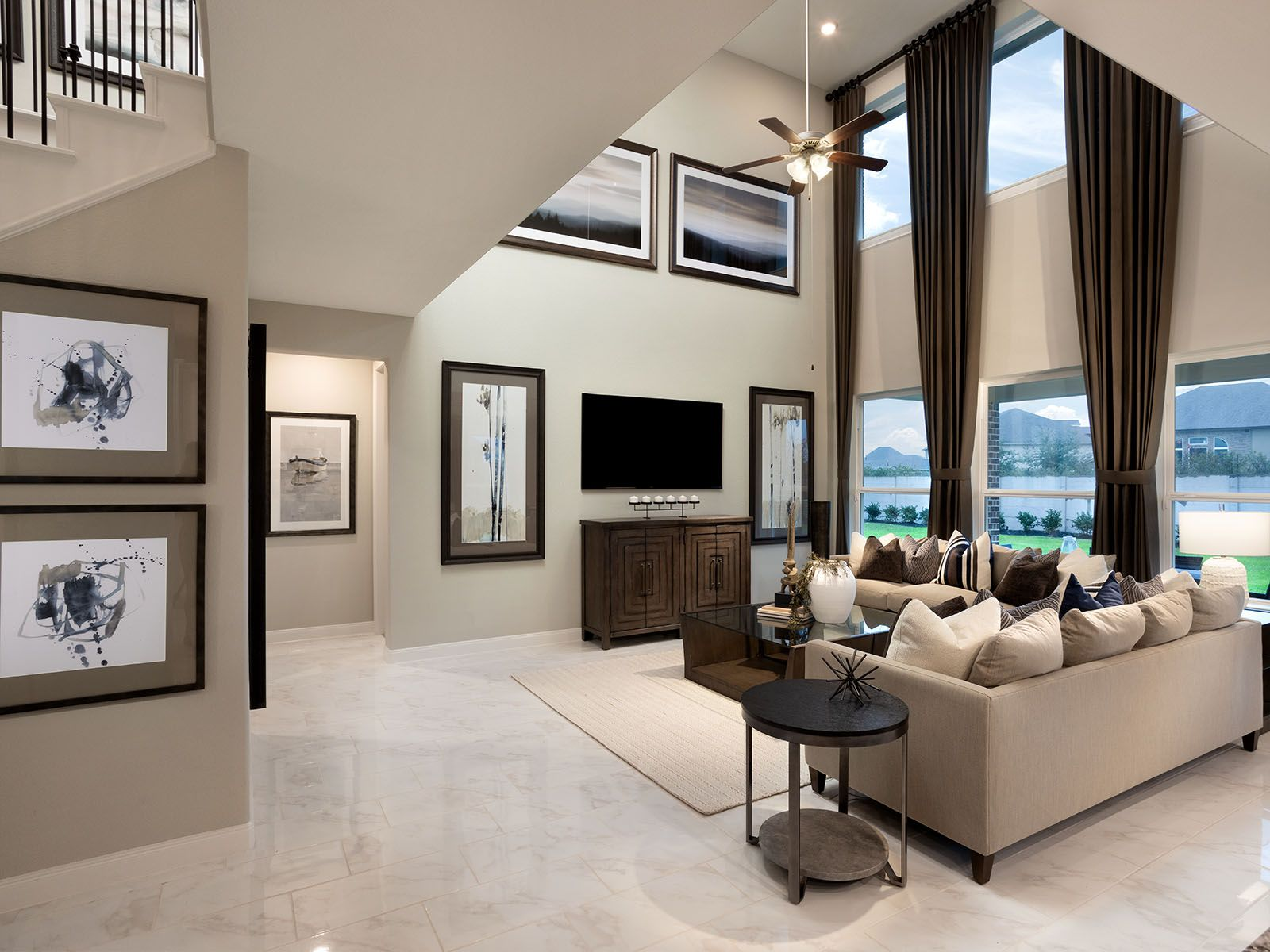 'Riverstone Ranch - The Manor - Estate' by Meritage Homes: Houston, TX in Houston