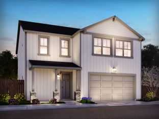 Residence 1 - Steel Canyon at Russell Ranch: Folsom, California - Meritage Homes
