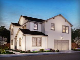 Residence 3 - Steel Canyon at Russell Ranch: Folsom, California - Meritage Homes
