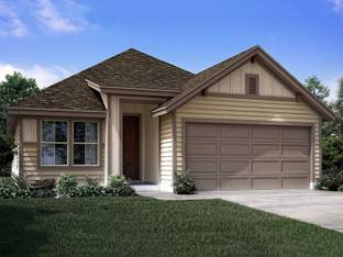 The Torino - Asher Place: Saint Hedwig, Texas - Meritage Homes