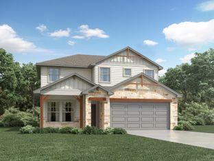 The Matador (870) - Copperstone: Austin, Texas - Meritage Homes