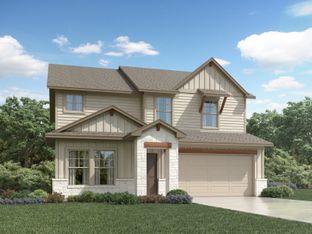 Reynolds (890) - Meyers Landing: New Braunfels, Texas - Meritage Homes