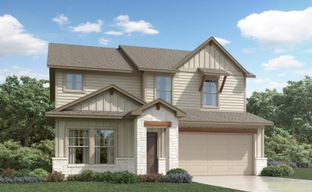 Homestead at Old Settlers Park by Meritage Homes in Austin Texas