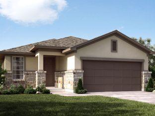 The San Saba (3015) - Prescott Oaks: San Antonio, Texas - Meritage Homes