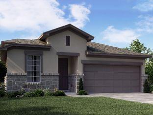 The Guadalupe (3012) - Prescott Oaks: San Antonio, Texas - Meritage Homes