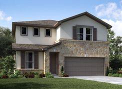 The Lavaca (3013) - Prescott Oaks: San Antonio, Texas - Meritage Homes