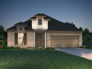 The Atwood (4181) - Riverstone Ranch - The Manor - Classic: Pearland, Texas - Meritage Homes