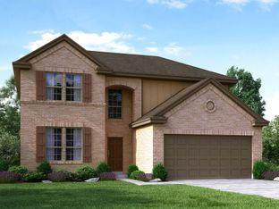 The Triton (4K91) - Talavera - Classic: Richmond, Texas - Meritage Homes