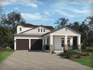 Barrett - Sand Lake Sound: Orlando, Florida - Meritage Homes