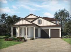 Melville - Sand Lake Sound: Orlando, Florida - Meritage Homes