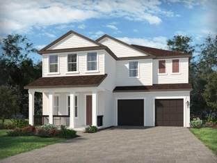 Hayden - Sand Lake Sound: Orlando, Florida - Meritage Homes