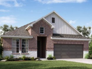 The Holly - The Enclave at Oak Grove: Little Elm, Texas - Meritage Homes