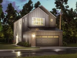 The Harper (S101) - Easton Park: Austin, Texas - Meritage Homes