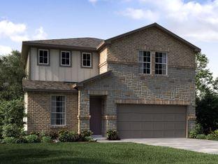 The Lavaca - The Enclave at Oak Grove: Little Elm, Texas - Meritage Homes