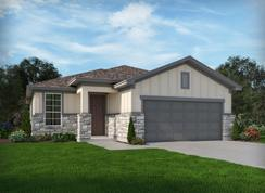 The San Saba - Harlach Farms: San Antonio, Texas - Meritage Homes