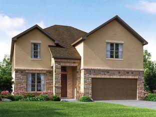 The Cedar (4012) - Vista at Prescott Oaks: San Antonio, Texas - Meritage Homes