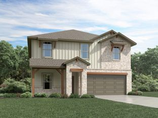 The McCoy (860) - Copperstone: Austin, Texas - Meritage Homes